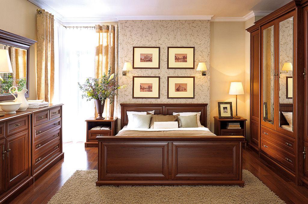 Spálňa Kent