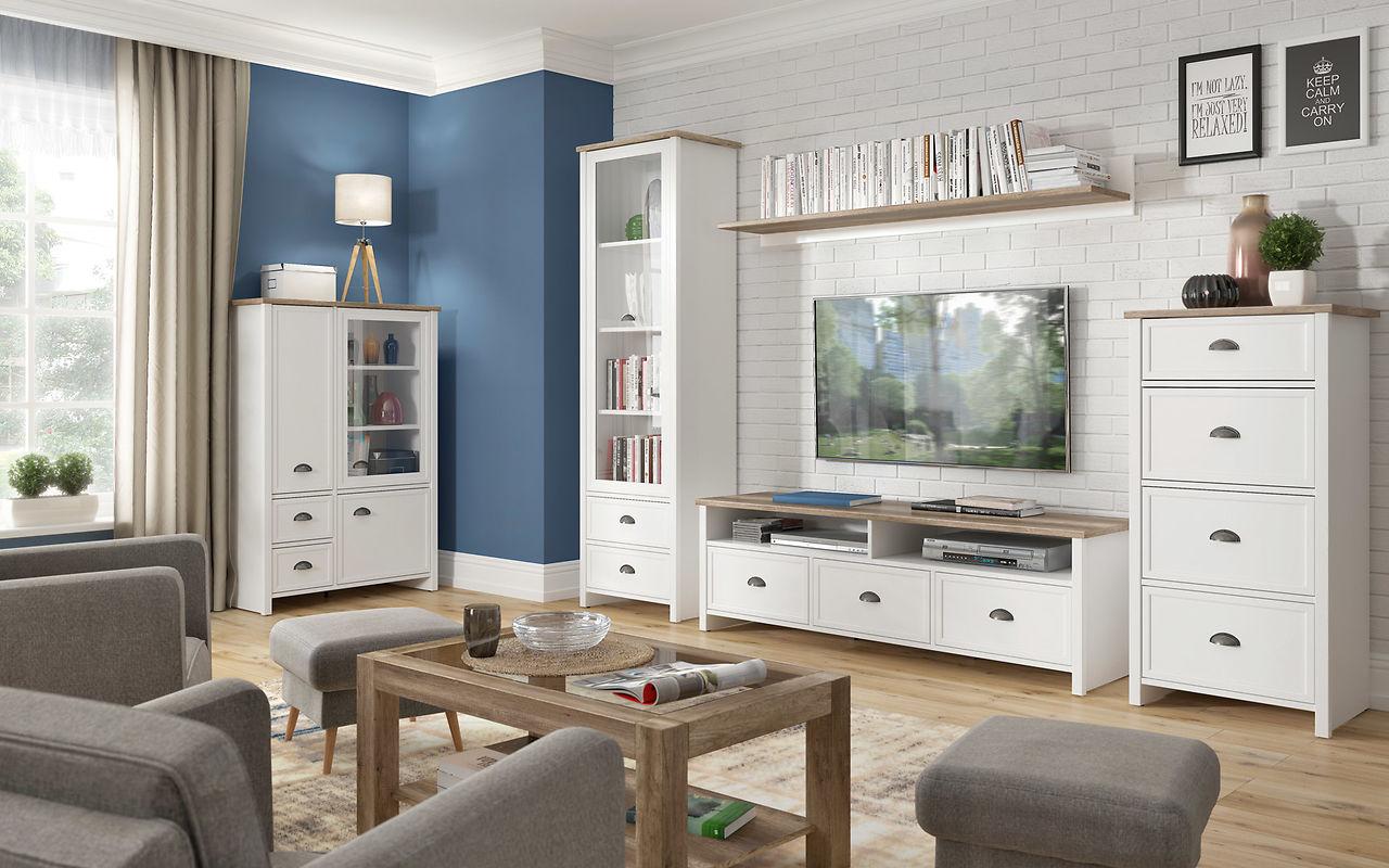 Obývačka Cannet