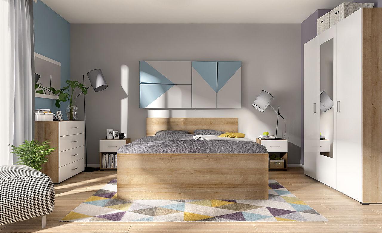 Spálňa Lurs