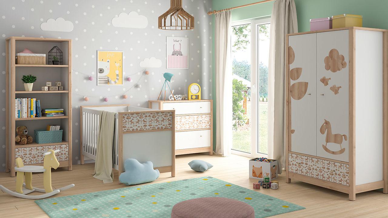 Detská izba Timon