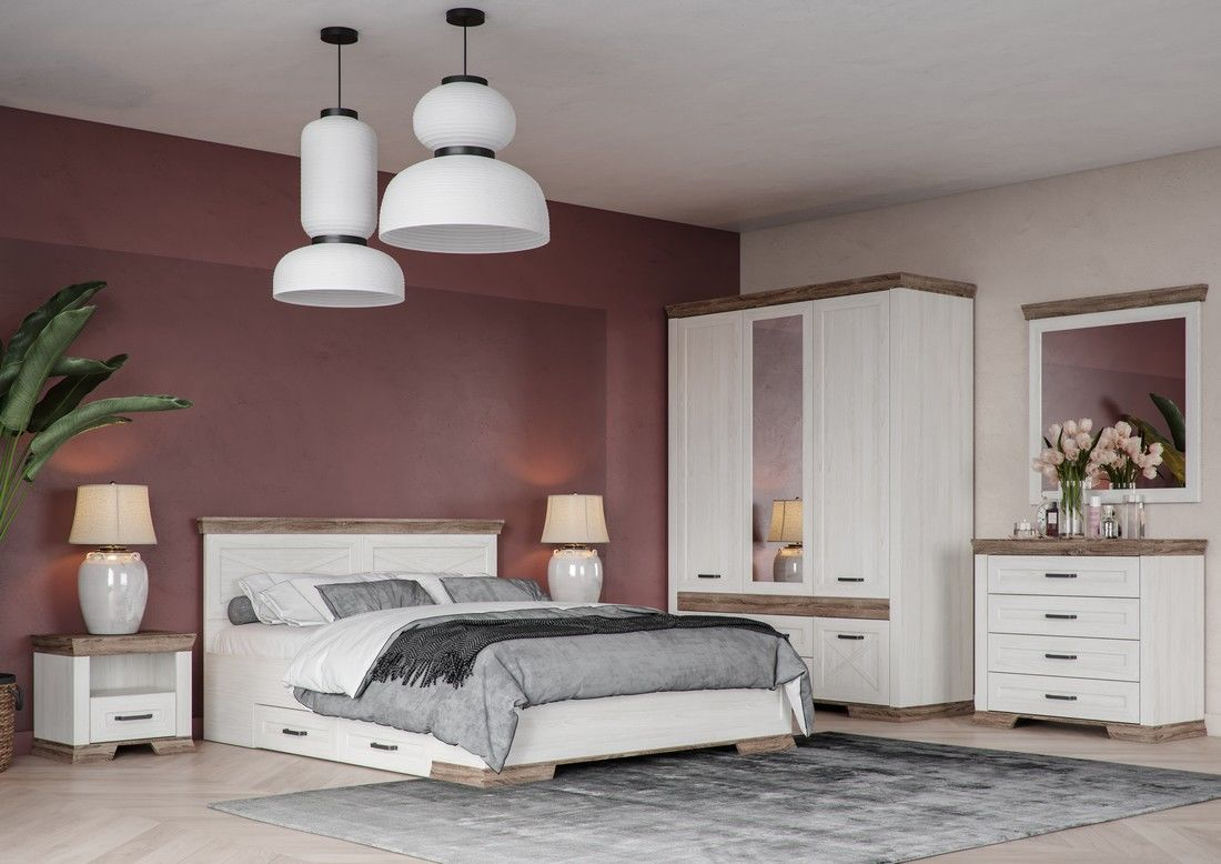 Spálňa Marselle