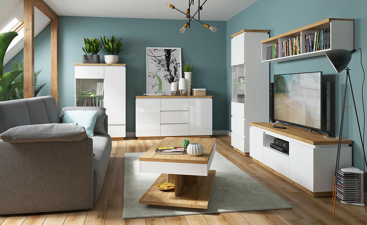 Obývačka Erla