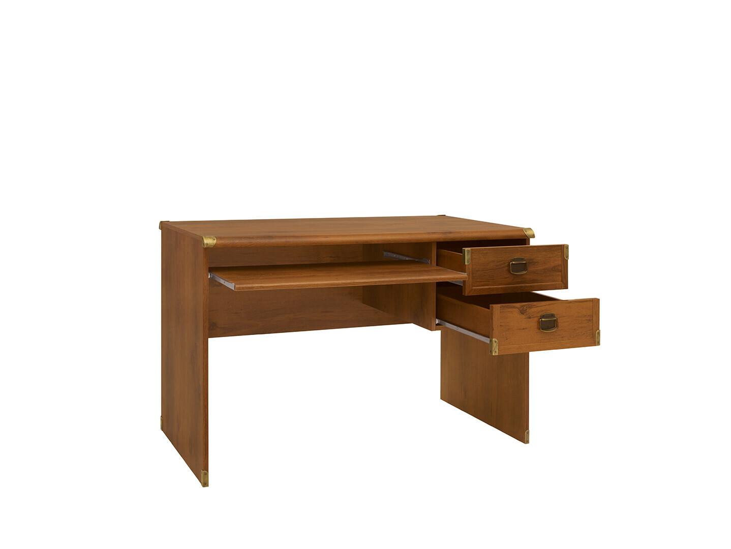 Kancelársky stôl INDIANA JBIU 2S dub sutter