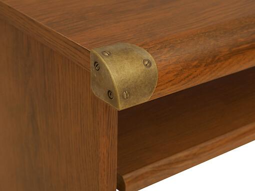 Stôl Indiana JBIU2S Dub sutter