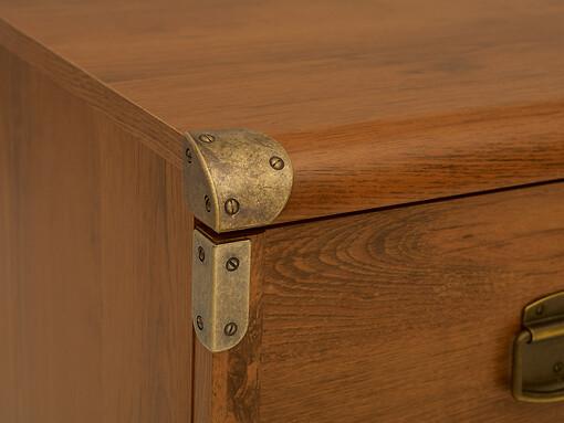 Stôl Indiana JBIU2D2S Dub sutter