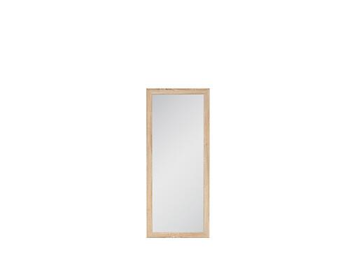 Zrkadlo Kaspian LUS/50 Dub sonoma