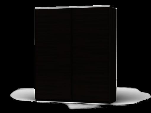 Šatníková skriňa Colin 183 cm dub wenge