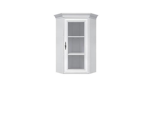 Visiaca vitrína Idento NADN1W biela