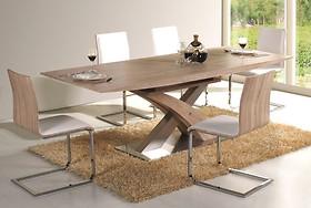 Jedálenský rozkladací stôl RAUL