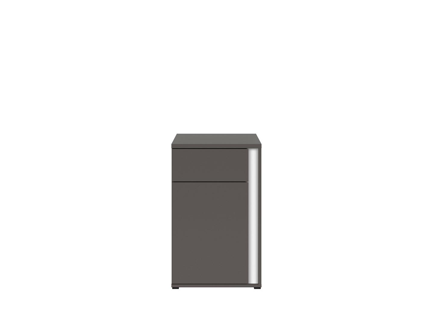 SkrinkaGRAPHIC KOM1D1SL/C sivý wolfram