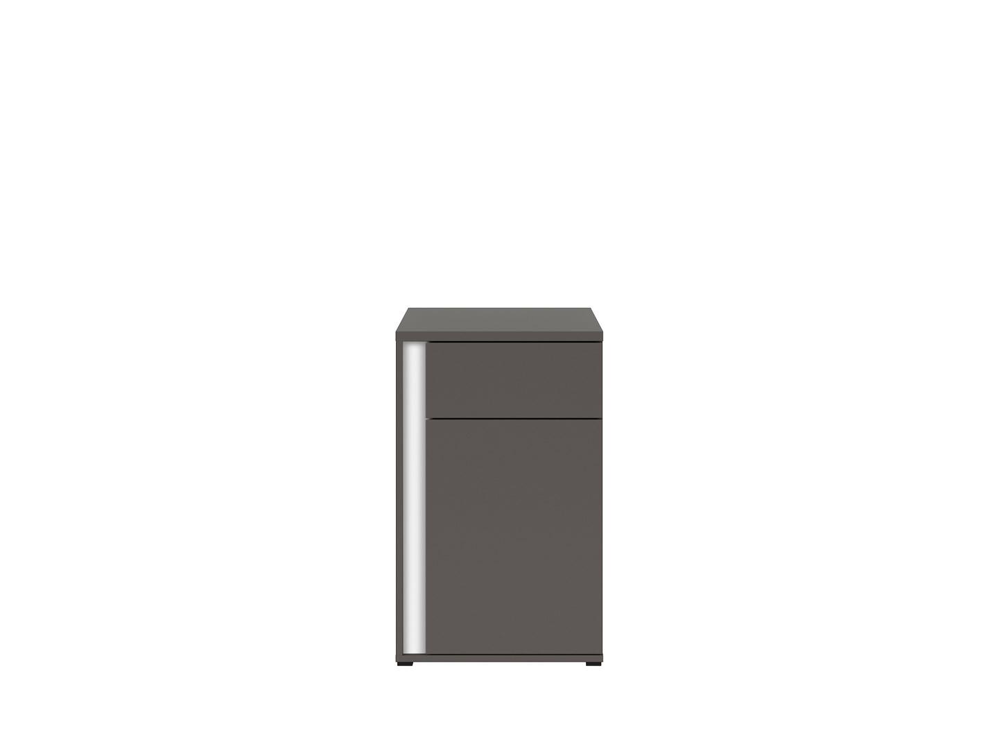 SkrinkaGRAPHIC KOM1D1SP/C sivý wolfram