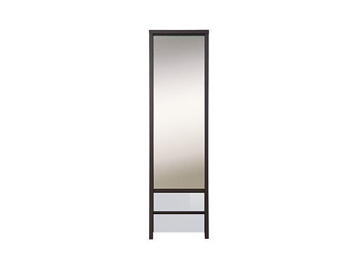 Skriňa so zrkadlom Kaspian SZF1D2SP