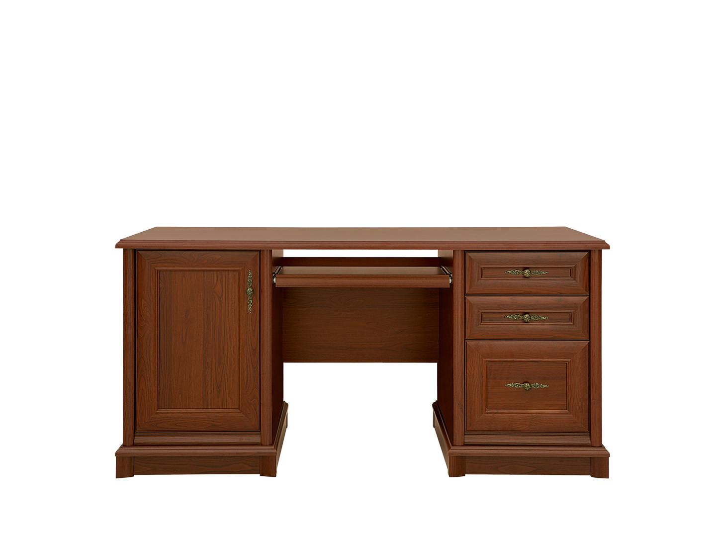 Písací stôl KENT EBIU 158K gaštan