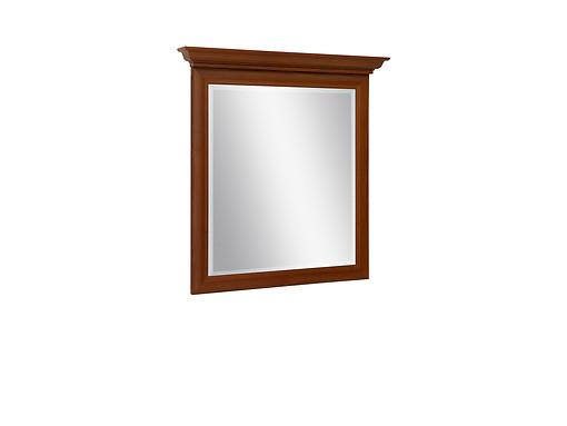 Zrkadlo Kent ELUS102 Gaštan