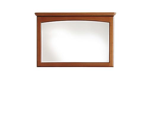 Zrkadlo Bawaria DLUS131 Gaštan/Orech taliansky