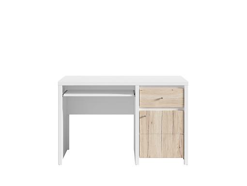 Pracovný stôl BIU1D1S/120_B KARET