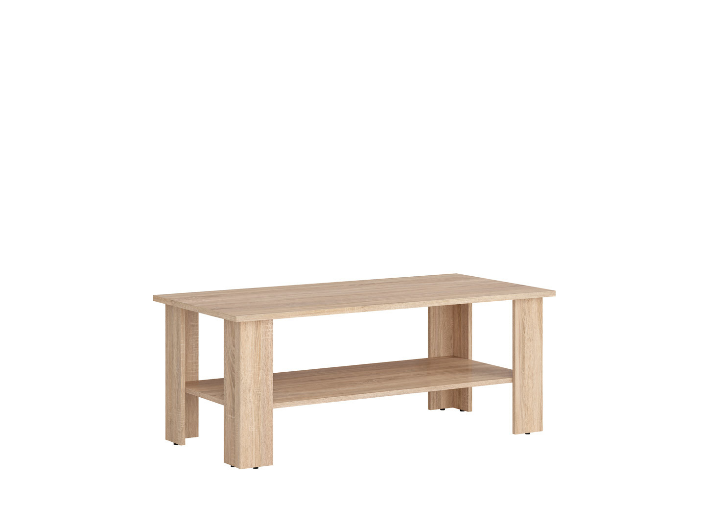 Konferenčný stolík NEPO PLUS LAW/115 dub sonoma