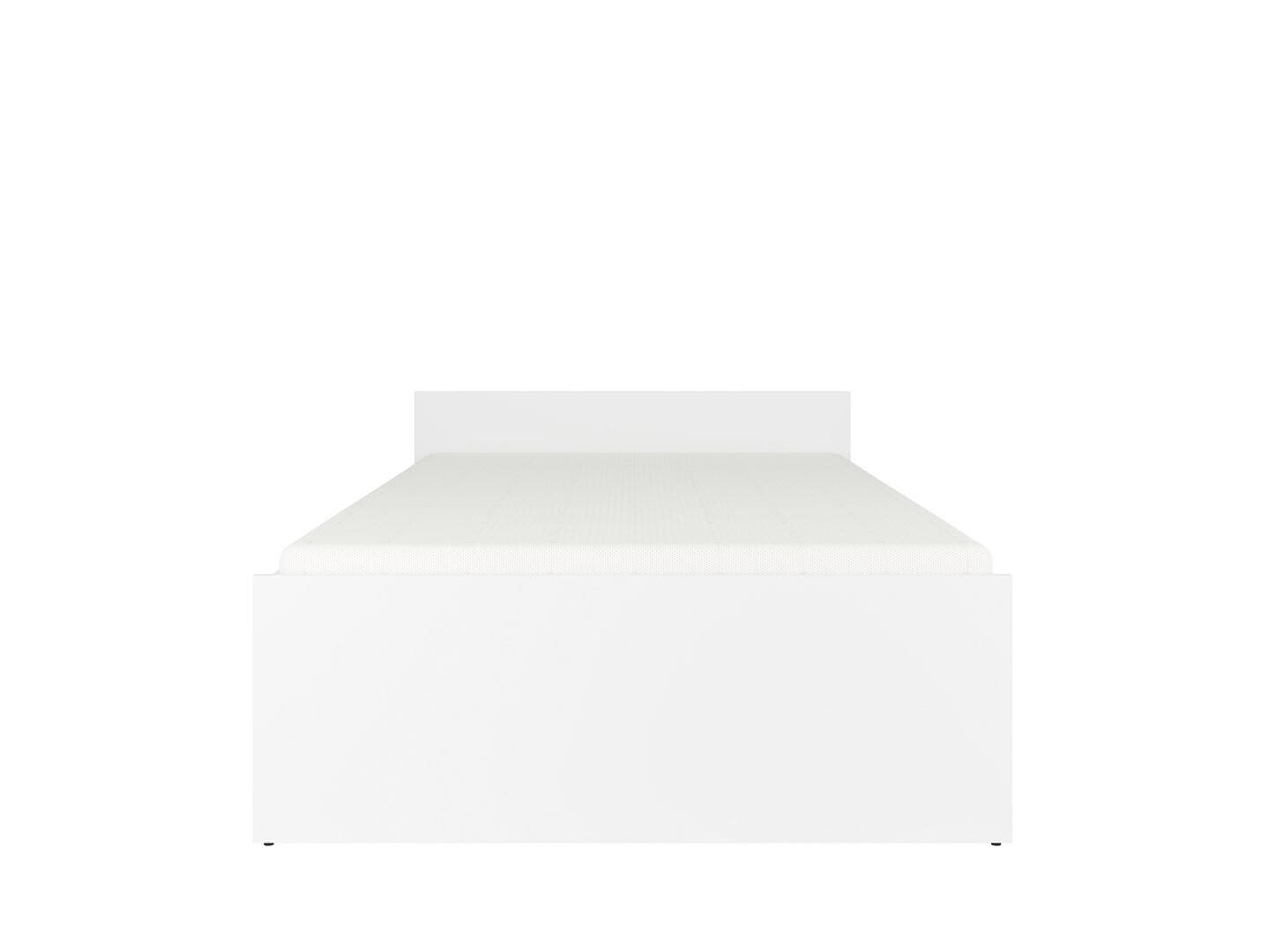 Posteľ NEPO PLUS LOZ/120 biely