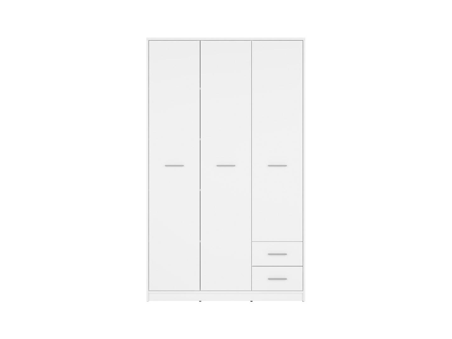 Skriňa NEPO PLUS SZF3D2S biely