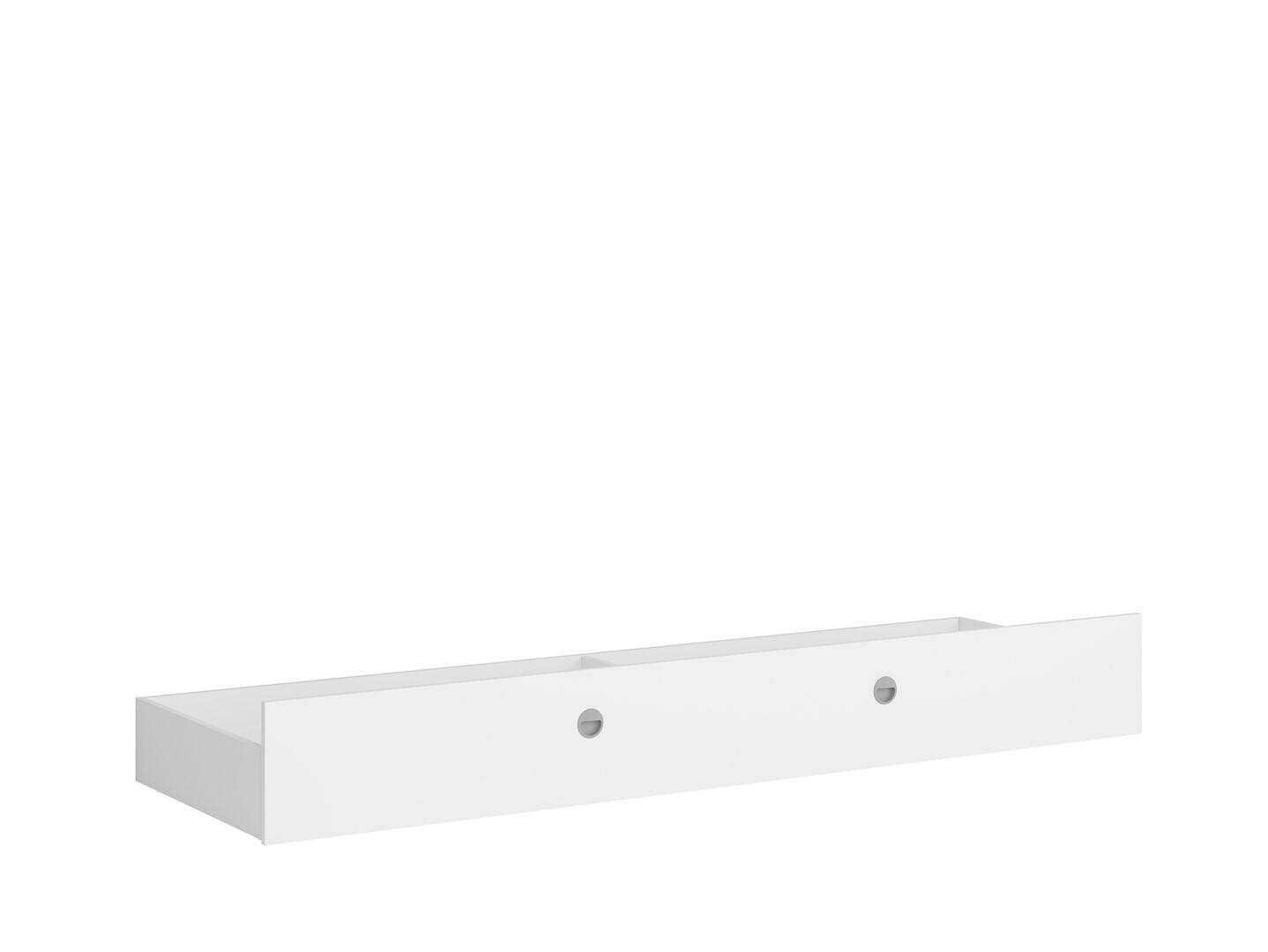 Úložný priestor pod posteľ NEPO PLUS SZU biely