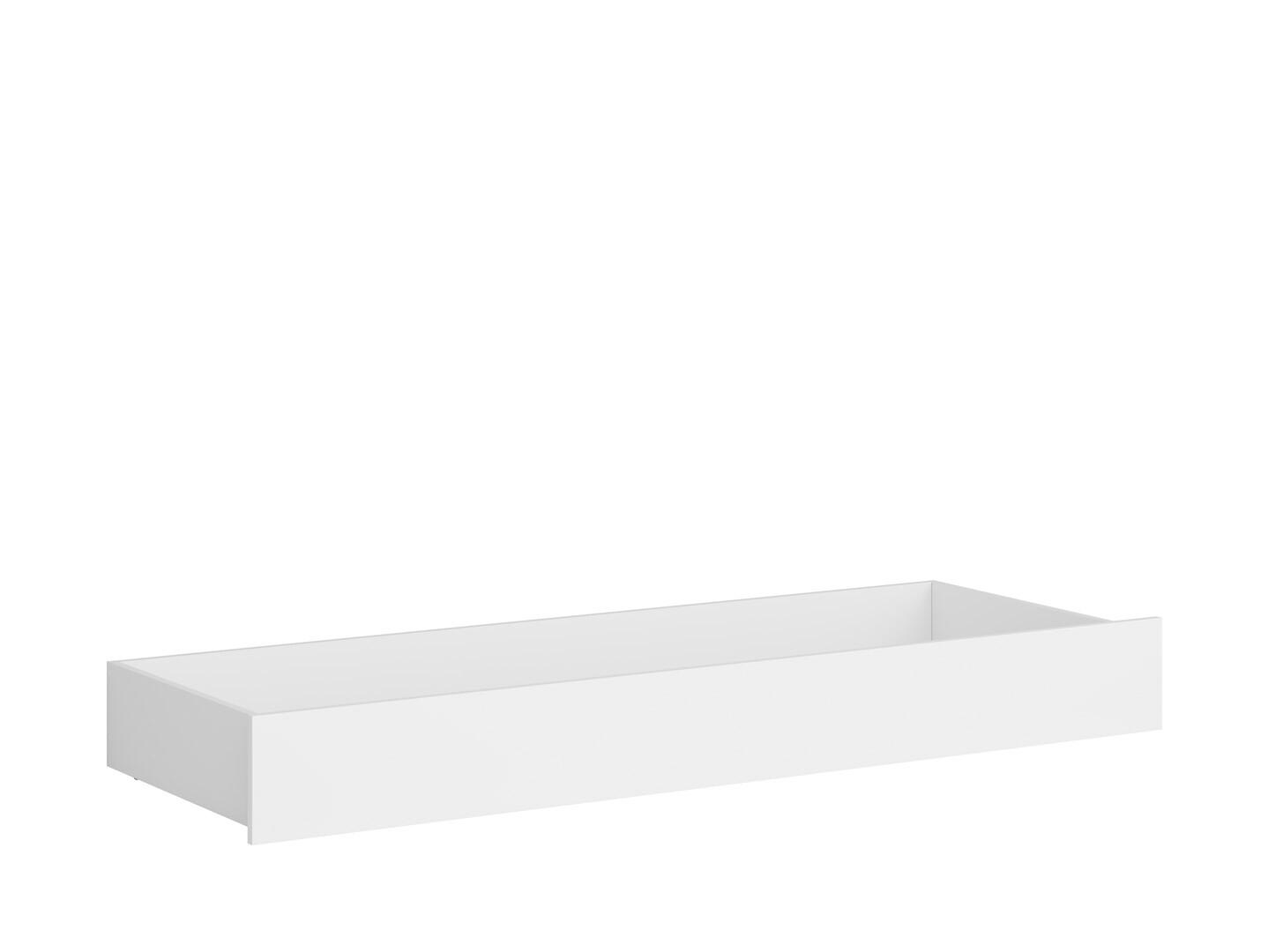 Úložný priestor pod posteľ NEPO PLUS SZU/162 biely